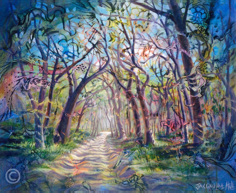 'Forest Road'