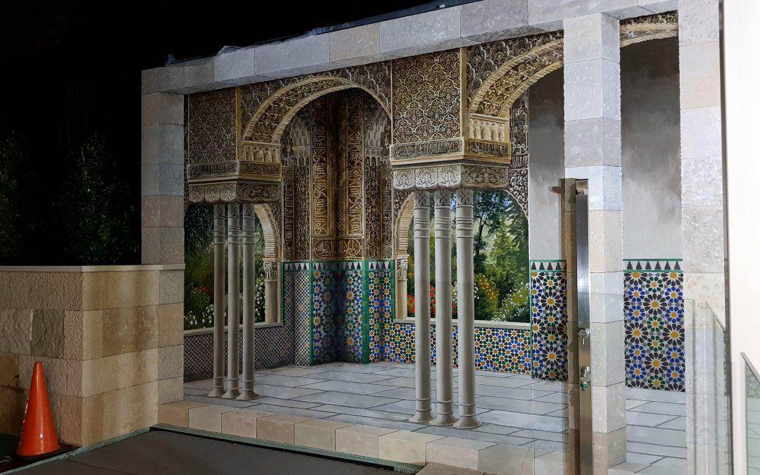 Trompe Alhambra Day 97 – Finishing & Signing