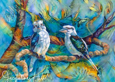 'The Lads' (Kookaburras III)